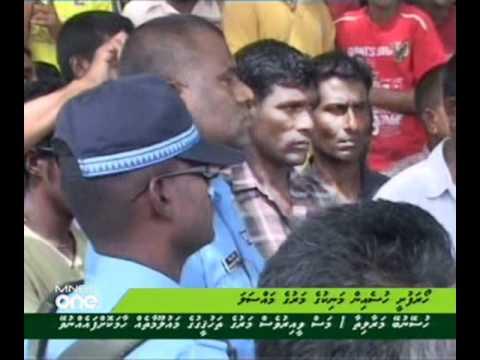Hussain Manik murder case - Dhivehi Khabaru (28 oct 2010) mnbc-1175