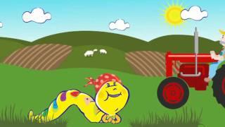 Příhody housenky Julie – Na farmě