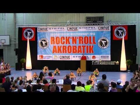 Piccolinis - Oberbayerische Meisterschaft 2013