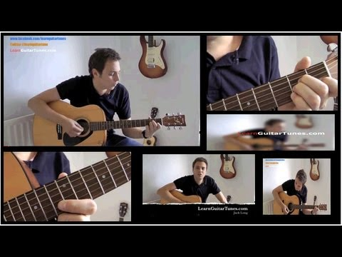 Angie - The Rolling Stones - How to Play on Guitar - Easy Acoustic Songs - Learn Guitar