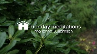Sweet Surrender Guided Meditation with Marianne Williamson