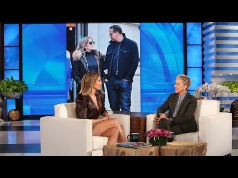Jennifer López habla de su romance con Alex Rodríguez