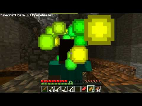 Minecraft XP farm no need of Weapon :) XP Level 85 in 5 min and 39 sec (Enchanting skill point)