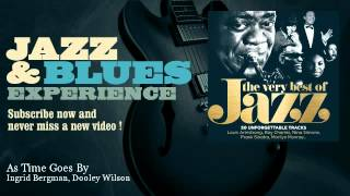 Ingrid Bergman, Dooley Wilson - As Time Goes By - JazzAndBluesExperience
