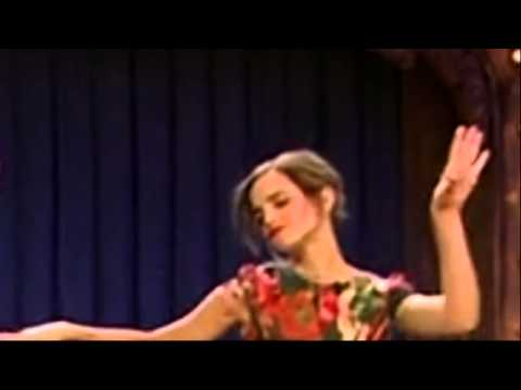 Emma Watson - Sexin' On The Dance Floor
