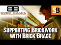 How Does Brick Brace Help Remove Load-bearing Walls?