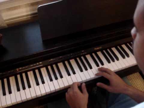 Piano Tutorial Dios Esta Aqui