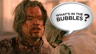 What's In The Bubbles? - Gangs of New York (2002) Interactive Game
