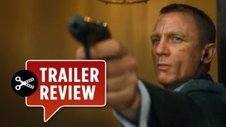Skyfall James Bond (2012) Teaser Trailer Review