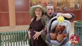 Pregnant Granny Prank view on youtube.com tube online.