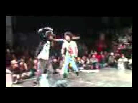 Juste Debout Japon LES TWINS Final 2011 1 11 tokyo hip hop YouTube