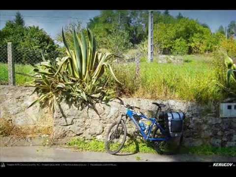 VIDEOCLIP Traseu MTB El Camino de Santiago del Norte - 4: Colombres - Llanes - Ribadesella - San Esteban Leces