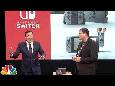 Jimmy Fallon Debuts the Nintendo Switch - UC8-Th83bH_thdKZDJCrn88g