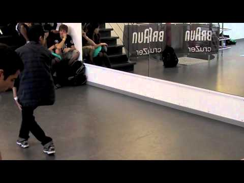 Workshop Bboy Vero @ Unbreakable 2011