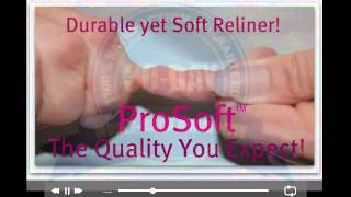 Denture reline kits for loose dentures youtube solutioingenieria Image collections