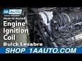 How To Install Replace Engine Ignition Coil 1997-99 Buick Lesabre 3800