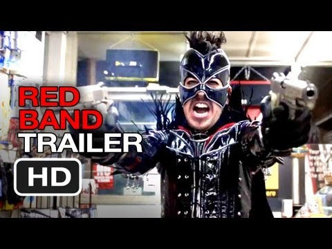 Kick-Ass 2 Official Red Band Trailer #1 (2013) - Aaron Taylor-Johnson Movie HD