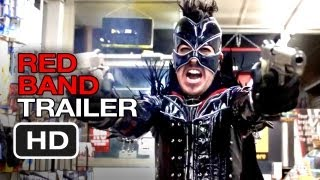 Kick-Ass 2 Official Red Band Trailer (2013) - Aaron Taylor-Johnson Movie HD