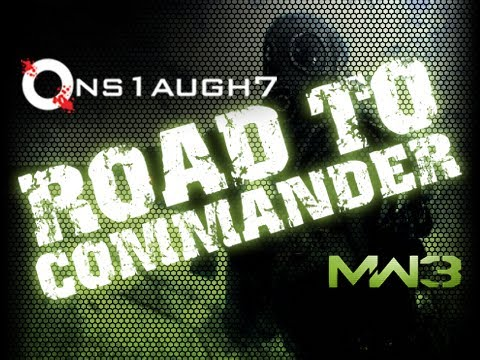 Road To Commander - Game 20 :  Team Defender Blow Out (ONS1AUGH7 MW3)