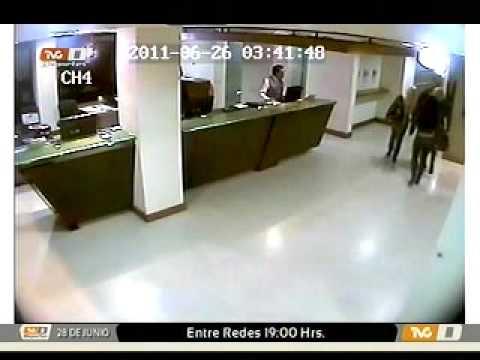 TVC Deportes Total - Supuestas prostitutas en el hotel de la Selección Mexicana Sub-22 (27-06-2011)