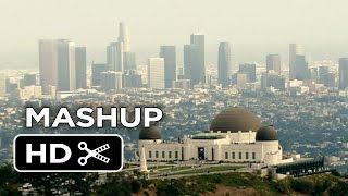 Los Angeles in the Movies - Movie Mashup HD