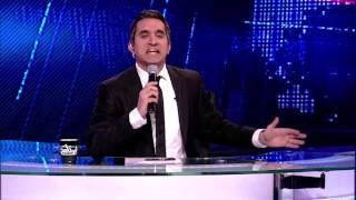فيديو : باسم يوسف و الجمهورة الثانية