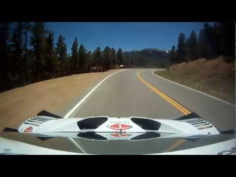 GoPro HD: Monster Tajima-s Record Breaking Run Pikes Peak 2011