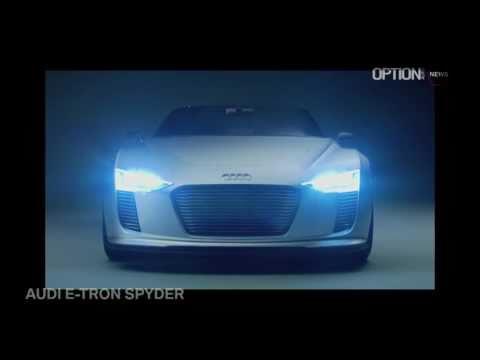 Audi e-tron Spyder (Option Auto News)
