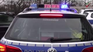 Neue Generation von Streifenwagen im Einsatz – Polizei Hagen erhält ersten von landesweit 2000 Passat Kombi B 7