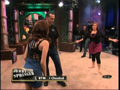 BTW ... I Cheated (The Jerry Springer Show)