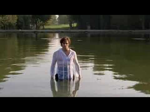 Lost In Austen - Mr Darcy in the water scene! - Episode 3, Part 9