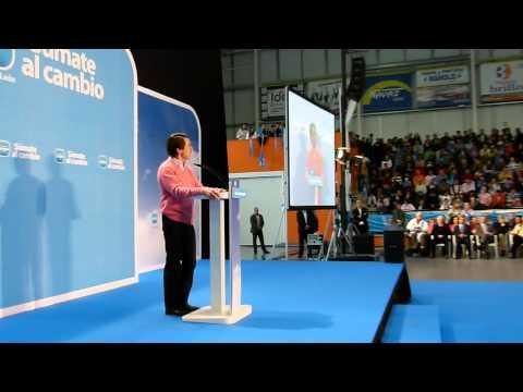 José María Aznar: campaña elecciones 2011 (2)