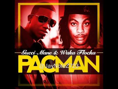 Gucci Mane & Waka Flocka - Pacman (instrumental w download link)