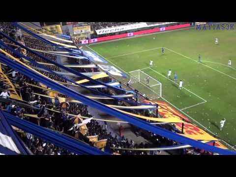 Boca Banfield Cl11 / Palermo es de Boca