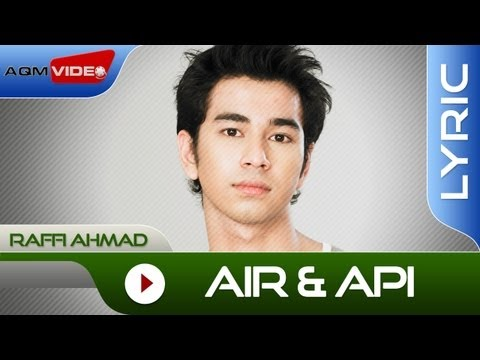 Air dan Api (Video Lirik)