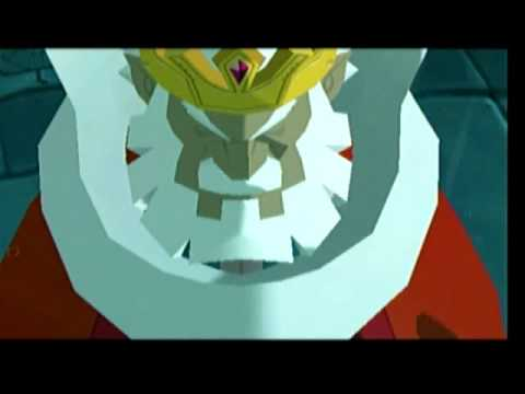 The Legend of Zelda Wind Waker Ending Part 3