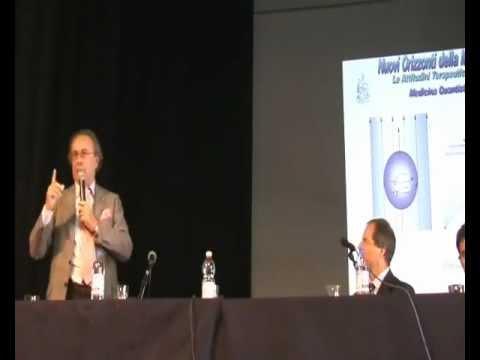 Piergiorgio Spaggiari - Le attitudini terapeutiche della medicina quantistica