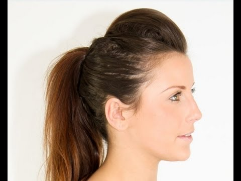 How to: Mohawk / Faux Hawk Hairstyle Hair Tutorial From