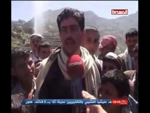 شاهد بالفيديو : الحوثيون يبنون ضريح عملاق لحسين بدر الدين الحوثي على الطريقة الايرانية