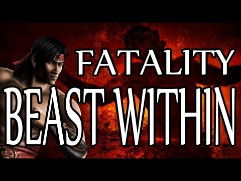 Liu Kang Fatality: Beast Within with Code! (Xbox 360 / PS3)