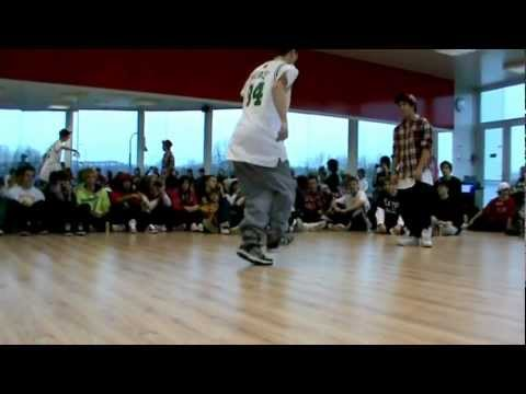 C-walk Battle Kiffa vs JDC Prague winter meeting 2011 CWG