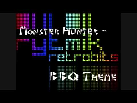 Rytmik reTrack - BBQ Theme ~ Monster Hunter by zezhyrule3