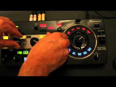 Dj TechTool's RMX-1000 WalkThrough and Review