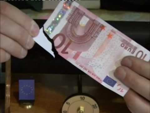 Mašinica za pravljenje pravog novca – Mađioničarski trik
