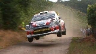 Vid�o ADAC Rallye Deutschland 2012 [HD] par Rallye-Mad (4418 vues)