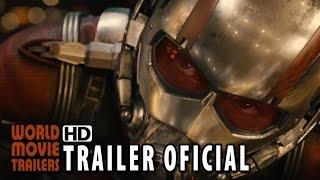 Homem-Formiga Trailer 1 Oficial Legendado + notícias do cinema (2015) HD