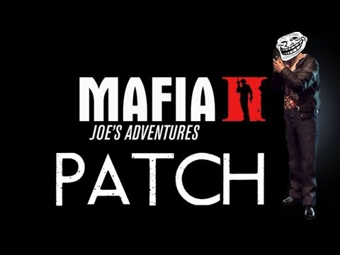 Mafia II DLC Joes Adventures Patch