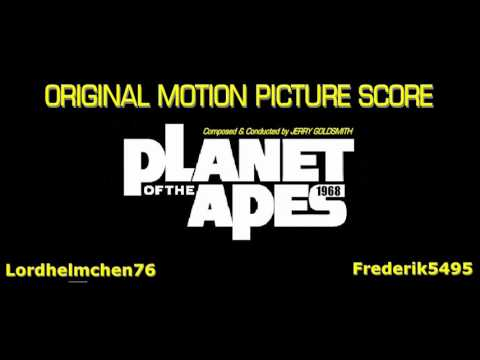PLANET OF THE APES Soundtrack Suite (Jerry Goldsmith)