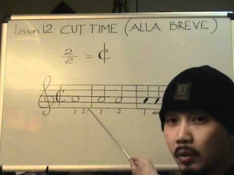 Nhạc lý căn bản - Bài 12