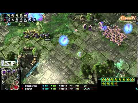 SC2 | APC: BBOY vs Ber set 1 04.01.2014